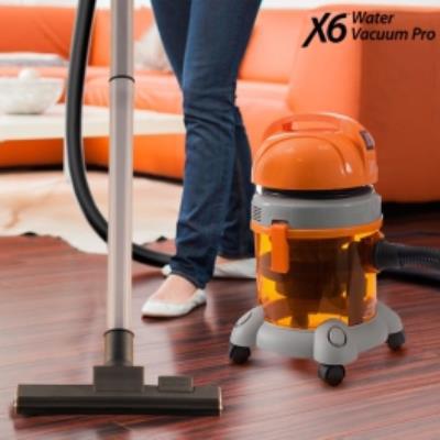 Aspirador Profesional X6 Water Vacuum Pro