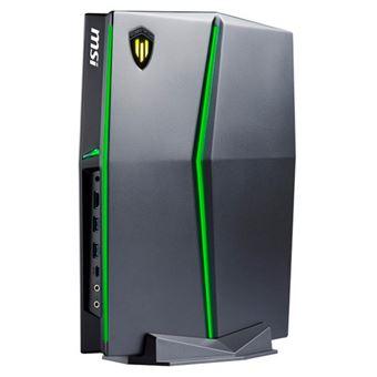 PC de sobremesa MSI Vortex W25 8SL-083ES negro
