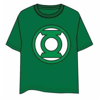 Camiseta Green Lantern Logo, Talla XXL