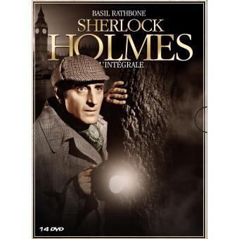 Sherlock holmes basil rahtbone - 14 dvd