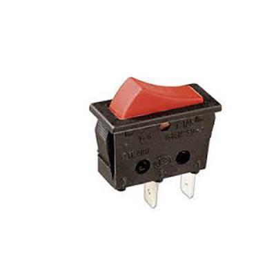 11.400.IL/NV Interruptor unipolar luminoso Faston ON-OFF Electro DH COLOR  Negro y Verde 8430552016419