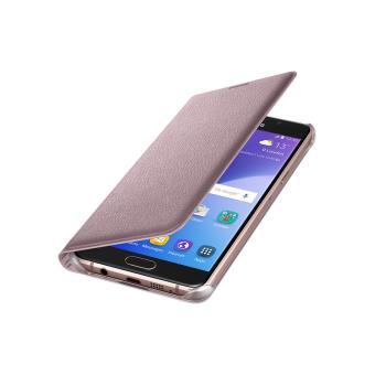 Samsung - Funda a5 2016 Flip Wallet Pink
