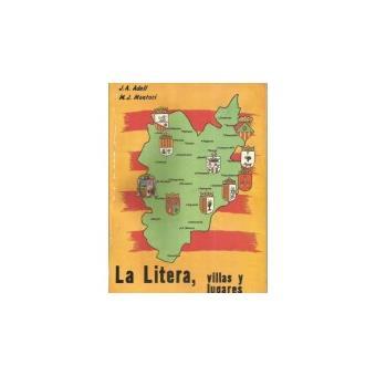 La Litera Villas Y Lugares (Autografiado Y Dedicado Por Adell)