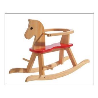 Roba 6918 Caballito balancín de madera