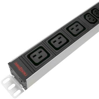 """Regleta de enchufes RackMatic, rack 19"""""""" con 6 C13 y 3 C19 de RackMatic"""