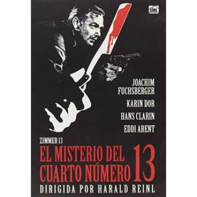 El Misterio del Cuarto Número 13 (dvd)