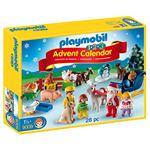 PLAYMOBIL 9009 1.2.3 Calendario de Adviento - Navidad en la granja