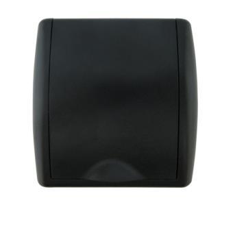 Toma ESPECIAL PVC Aspiración Centralizada 89x87mm Negro
