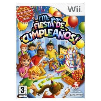 ¡Mi Gran Fiesta de Cumpleaños! - Nintendo Wii