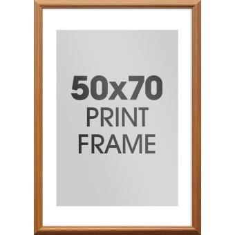 Marco para posters 50x70cm pino marcos fotos los mejores - Marcos para posters ...