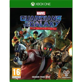 Marvel's Guardians of the Galaxy: the Telltale Series (xbox One) [importación Inglesa]