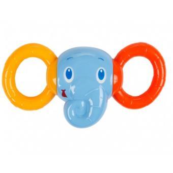 Mordedor /sonajero Elefante - Bs10226
