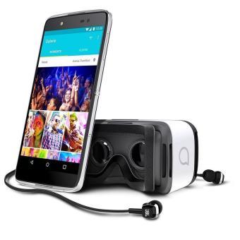 Alcatel Idol 4 16gb Plata Libre + Gafas de Realidad Virtual
