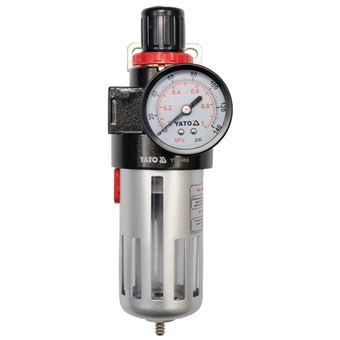Regulador de presión de aire Yato, YT-2383