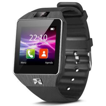Smartwatch SW-842 de Smartek para Android e IOS, Negro