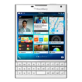 Smartphone BlackBerry Passport 32GB 4G Color blanco