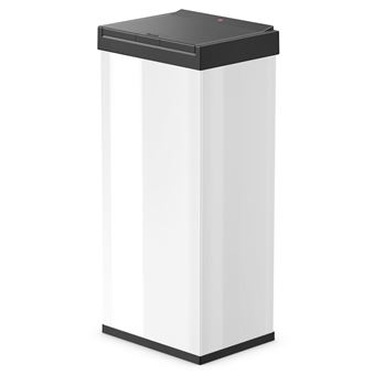 Hailo Cubo de basura Big-Box Touch XL 52 L blanco 0860-901