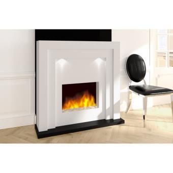 chimenea electrica kamin haussmany calefacci n y On chimenea calefactora precio