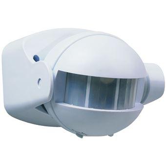 Sensor de movimiento Smartwares, 180° 12 m Blanco ES34