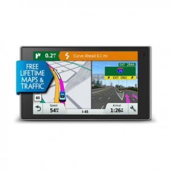 Garmin - Driveluxe 50lmt Fijo 5.1 LCD Pantalla Táctil 231g Negro