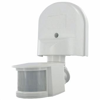 Sensor de movimiento Smartwares, 180° 12 m Blanco ES90W