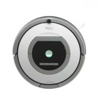 Robot Aspirador Irobot Roomba 776p - Funciona Sobre Alfombra/parquet/baldosas/linoleo - Filtros Hepa - Tecnologia Virtual Wall Halo