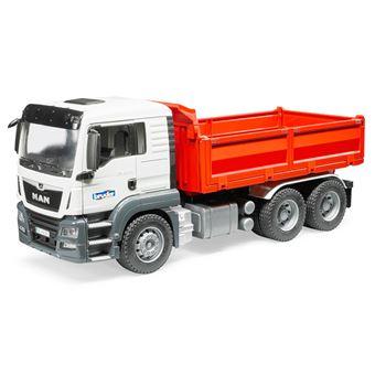 Camión volquete MAN TGS Bruder 03765