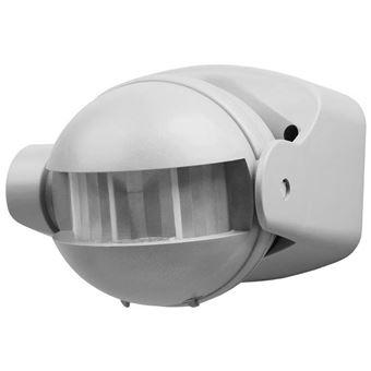 Sensor de movimiento Smartwares, 180° 12 m Gris ES34A