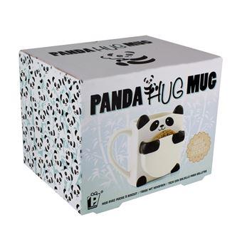 Taza Con Hueco Para Galleta Original Gift Panda Hug