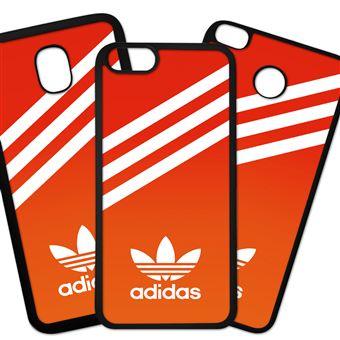 código triatlón felicidad  Funda para Iphone 6 Plus modelo ADIDAS LOGO blanco fondo degradado naranja  - Fundas y carcasas para teléfono móvil - Los mejores precios   Fnac