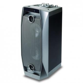 Altavoz Inalambrico Conceptronic Disco Speaker Gris