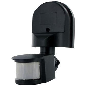 Sensor de movimiento Smartwares, 180° 12 m Negro ES90