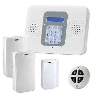 Kit de alarma profesional unidireccional  SECUPLACE-2GW