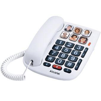 Teléfono Alcatel TMax10 blanco