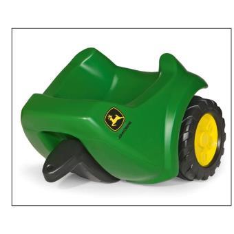 Rolly Toys 122028 Remolque para Minitrac John Deere de Rolly Toys