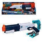 X-Shot - Pistola Vigilante con 12 dardos, ColorBaby 46271