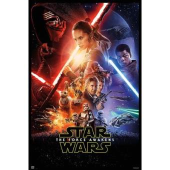 Poster Star Wars VII One Sheet