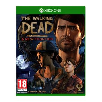 The Walking Dead - Telltale Series: the new Frontier (xbox One) [importación Inglesa]