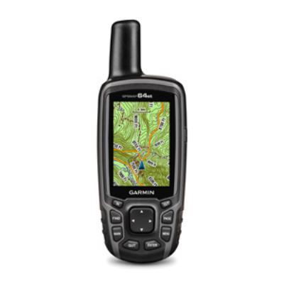 Navegador GPS Garmin GPSMAP 64st