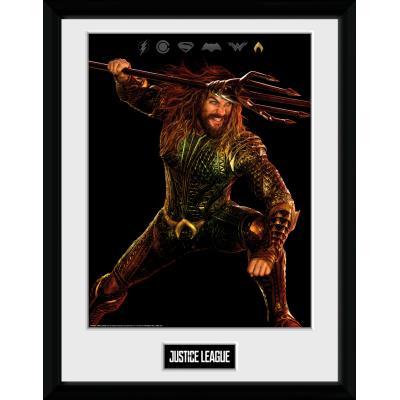 Fotografia enmarcada Justice League Pelicula Aquaman - Posters ...