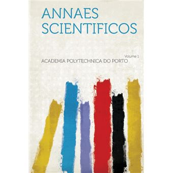 Annaes Scientificos Volume 1