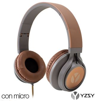 Auriculares con cable Deluxe - Lorca Brown