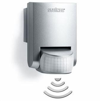 Detector de Movimiento InfrarRojo  Steinel, Is 130-2 Plata