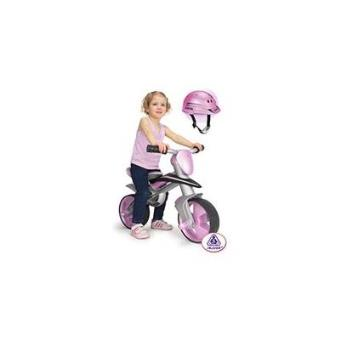Jumper girl balance bike con casco
