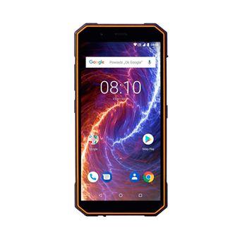 Smartphone Myphone Hammer Energy 18x9 Naranja Rugerizado 4g Dual sim 5.7'' ips Hd+/4core/32gb/3gb Ram/13mp/8mp