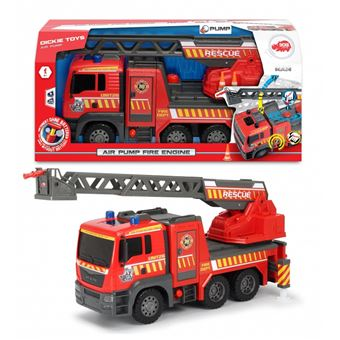 Camión de bomberos - Air Pump Fire Engine Dickie 203809007