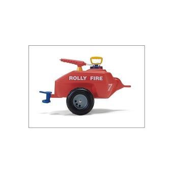 Rolly Toys 122967 RollyFire - Remolque depósito con bomba