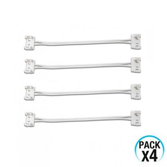 Pack 4 Conectores Tiras LED 7hSevenOn