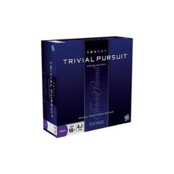 Trivial Pursuit Genus Ed Master El Juego De Mesa Juegos De Tablero