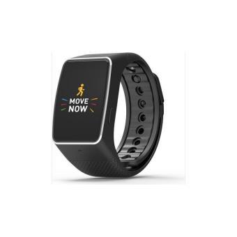 Smartwatch MyKronoz Zewatch 4 hr, Negro